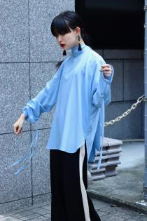 New Brand 【UJOH】19AW ・Bow Tie Shirts