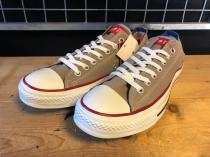 converse ALL STAR MARI-TIME OX (グレー) 新品