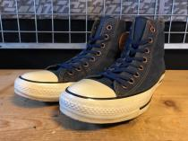 converse ALL STAR DENIMPANTS HI (インディゴ) USED