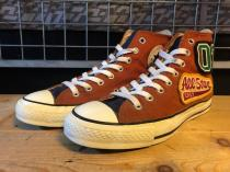 converse ALL STAR LETTERD HI (オレンジ/ネイビー) USED
