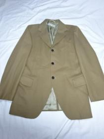 Design Wool Tailored Jacket