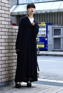 tiit tokyo  2019 Autumn Winter Collection knit dress