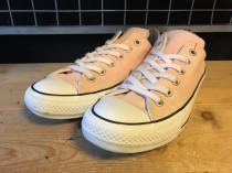 converse ALL STAR 100 COLORS (ピーチ) USED