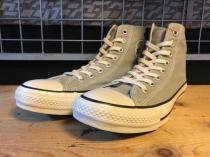 converse ALL STAR COLORS CLASSIC HI (グレー) USED