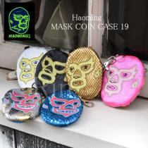 Haoming / ハオミン / MASK COIN CASE 19 / コインケース