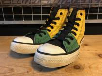 converse ALL STAR HI (ラスタ) USED