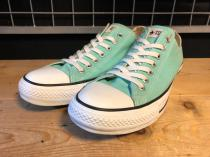converse ALL STAR COLORS OX (パステルミント) USED