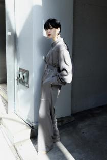 tiit 20ss Collection stitch jump suit