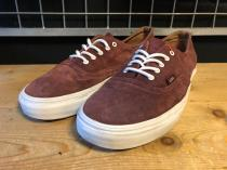 VANS AUTHENTIC DECON (ボルドー) USED