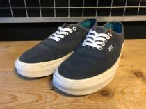 VANS AUTHENTIC (ネイビー) USED