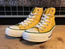converse ALL STAR AC HI (イエロー) USED