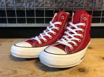 converse ALL STAR 100 COLORS HI (レッド) USED
