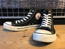 converse ATHLETIC-C HI (ブラック) USED