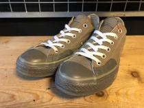 converse ALL STAR GC OX (チャコール) USED