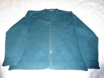 1960~70's Wide Silhouette V-Neck Cardigan