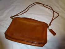 1960's Design Leather Bag