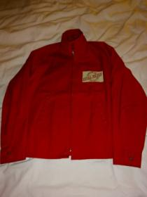 1970's Zip-Up Work Jacket