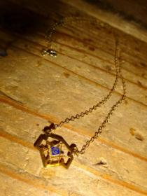 1950's Free Mason Necklace
