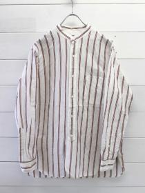 A VONTADE (アボンタージ)Banded Collar Shirts (VTD-0300-SH)