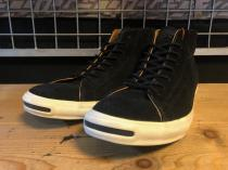 converse JACK PURCELL DESSERTBOOTS MID (ブラック) USED