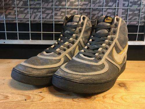 NIKE VANDAL HIGH SUPREME VNTG (グレー) USED写真