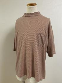 1980's Wide Silhouette Half Sleeve T-Shirt