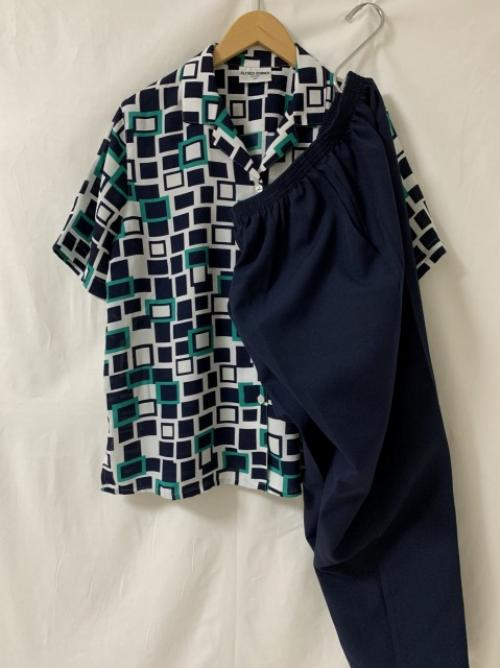 1980~90's Geometric Pattern Summer Set-Up写真