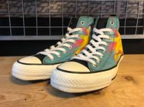 converse ALL STAR FLASH HI (ブルー) USED