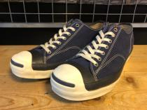 converse JACK PURCELL 80 TIME LINE (ネイビー) USED