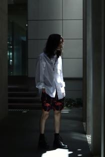 JOHN MASON SMITH 20SS ・TRUCKER SHIRTS SOE   20SS ・School Shorts