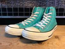 converse ALL STAR HI (ディーバグリーン) USED