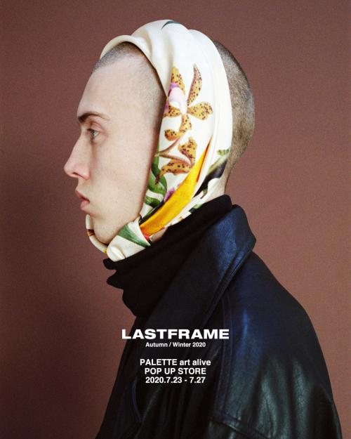 New Brand & POP UP SHOP 【LASTFRAME】 7/23(Thu)~7/27(Mon)写真