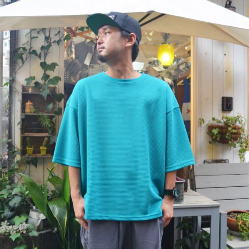 Natal Design / HEAVY WAFFLE WIDE TEEの新色をご購入頂きました。写真