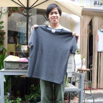Natal Design / CREW NECK HEMP TEE HEAVY2をご購入頂きました。