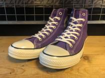 converse ALL STAR COLORS CLASSIC HI (パープル) 新品