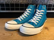 converse ALL STAR COLORS HI (ライトブルー) USED