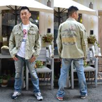 POLO COUNTRY MILITARY JACKETをご購入頂きました。
