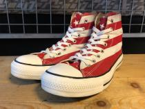 converse ALL STAR STARS&BARS (スターズ&バーズ) USED