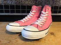 converse ALL STAR COLORS HI (ピンク) 新品