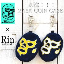 Haoming × Rin 別注 MASK COIN CASEが入荷!!!