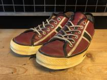 converse PLAYER L/T OX (ボルドー) USED