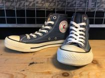 converse ATHLETIC-C HI (ネイビー) USED