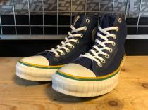 converse ALL STAR COMPOUND HI (ネイビー) USED