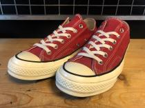converse CT70 CHUCK TAYLOR (レッド) USED