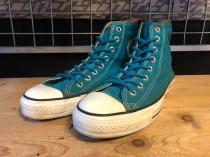 converse ALL STAR HI (ターコイズ) USED