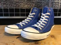 converse ALL STAR HI (ブルー) USED