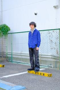 ink 2020 Autumn Winter Collection ・HIPPIE(leather pants)