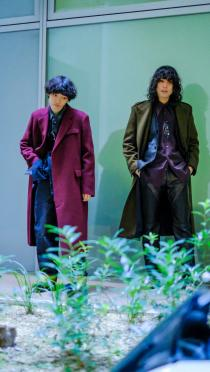 LITTLEBIG ・4B Military Coat YUKI HASHIMOTO ・COVERT COAT