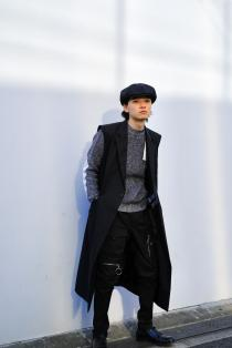 YUKI HASHIMOTO 2nd delivery JACKET,COAT,TROUSERS