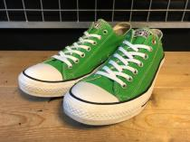 converse ALL STAR OX (グリーン) USED